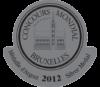 Concours Mondial Bruxelles 2012 silver medal