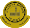 Concours Mondial gold medal