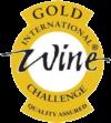 International Wine Challenge gold medal