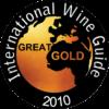 International Wine Guide 2010 great gold