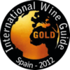 International Wine Guide 2012 gold