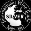 International Wine Guide 2012 silver medal