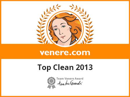 Venere.com Top Clean 2013