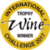 Winner at International Wine Challenge 2017 trophy