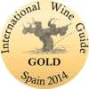 Gold at International Wine Guide 2014