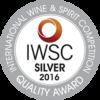 International Wine & Spirit Competition 2016 silver