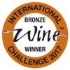 Bronze at International Wine Challenge 2017
