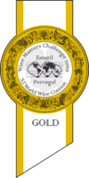 Gold at Wine Masters Challenge 2009