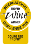 Douro Red Trophy at International Wine Challenge 2018