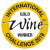 Gold at International Wine Challenge 2018