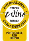 Portuguese Red Trophy at International Wine Challenge 2018