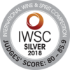 Silver at International Wine & Spirit Competition 2018