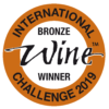 International Wine Challenge 2019 bronze