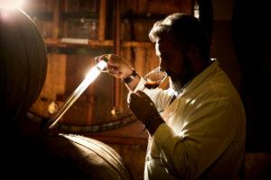 Winemaker Manuel Henrique Da Silva