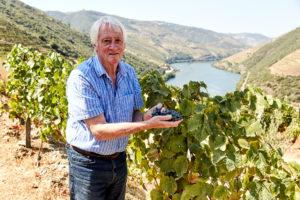 Winemaker Wouter Pienaar
